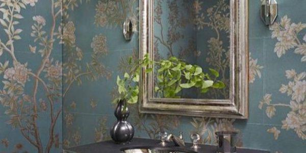 Spini bathroom mirror