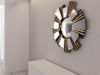 The Sunburst Mirror, made in Italy, modern luxury collection by SPINI