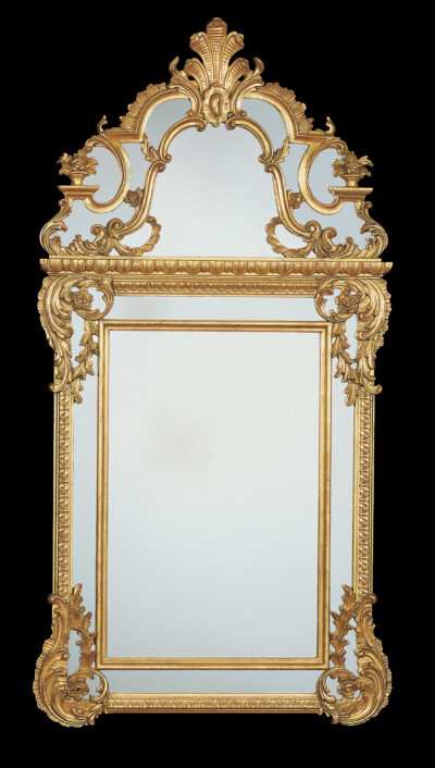 Louis XIV Mirror frame, limited series, made in Tuscany by SPINI, Florence